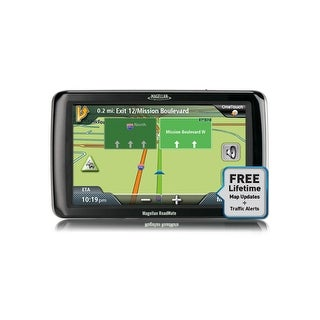 Refurbished Magellan RoadMate 9212T-LM HD 7-inch Automotive GPS w/ Lifetime Map & Traffic Updates