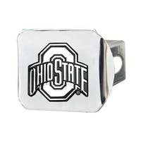 """Ohio State University Hitch Cover 3.4""""x4"""""""