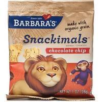 Barbara's Bakery - Chocolate Chip Snackimals Cookies ( 36 - 1 OZ)