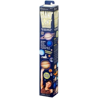 Giant Planet Stick-Ons-