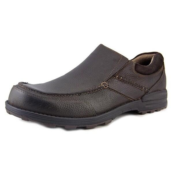 Dockers Keenland Men Moc Toe Leather Brown Loafer
