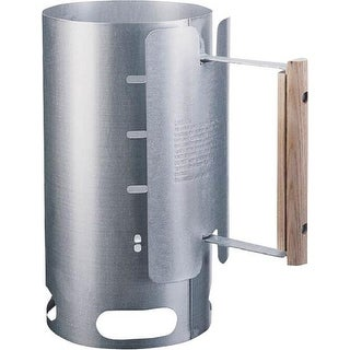 """Lodge A5-1 Charcoal Chimney Starter, 6-1/2"""" x 12"""""""