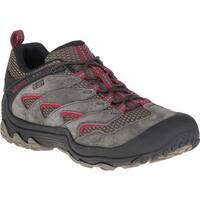 Merrell Men's Chameleon 7 Limit Waterproof Hiking Shoe Beluga Suede/Mesh