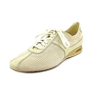 Cole Haan Air Bria Women Round Toe Suede Walking Shoe