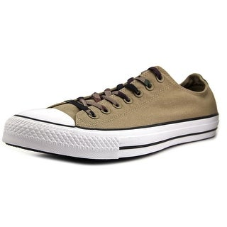 Converse Chuck Taylor All Star Ox Men Round Toe Synthetic Tan Sneakers