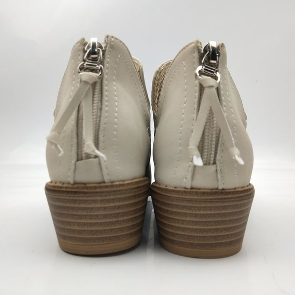 Thick Heel Pointed Toe Single Shoes Low Heel Ladies Short Boots. Opens flyout.