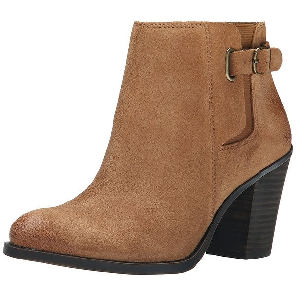 Lucky Brand Womens Esperanza Closed Toe Ankle Fashion Boots