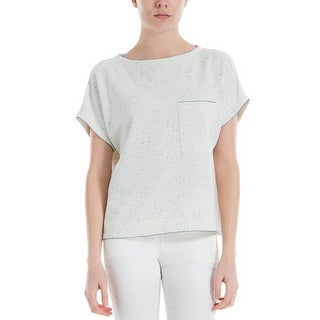 Max Studio London Pocket Top Shirt - s