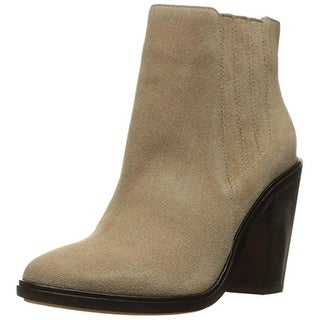 Joie Womens Cloee Ankle Boots Suede Booties