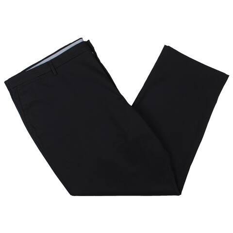 Dockers Mens Big & Tall Khaki Pants Twill Chino - Navy - 54/32