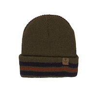 1e8dd9a3112 Iron and Resin Adult Unisex Knit Folded Palmer Beanie Hat One Size - One  size