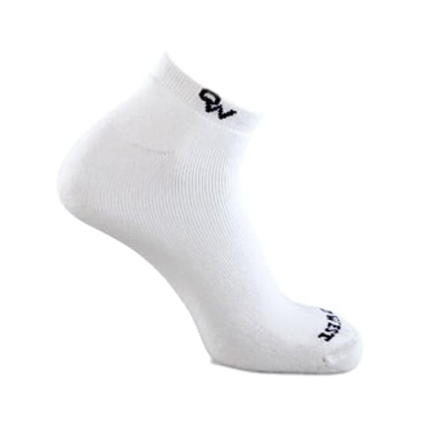 Old West Socks Mens 3 Pair Ankle Reinforced Support White