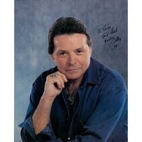 Signed Gilley Mickey 8x10 Promo P To John autographed