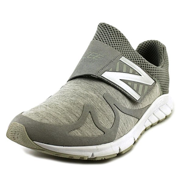 New Balance MLRUSH Men Round Toe Synthetic Gray Walking Shoe