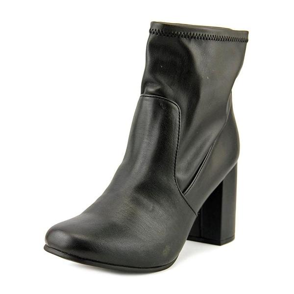 Seven Dials Teresa Women Black Boots