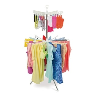 Two Tier Clothing And Drying Rack