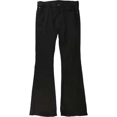 Ralph Lauren Womens Reiser Flared Jeans - 32