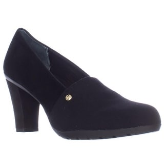 GB35 Daliss Loafer Pumps - Black