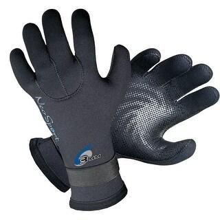 NeoSport 3mm Neoprene Full Finger Gloves - Black