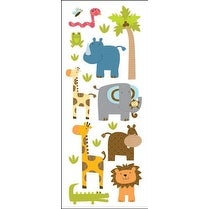 Sticko Stickers-Zoo Friends
