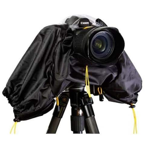 Polaroid SLR Rain Cover Protector For Digital SLR Cameras