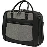 "Mobile Edge Classic Herringbone Scanfast Checkpoint-Friendly Element 17"" Laptop"