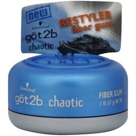got2b Chaotic Fiber Gum, Restyler 2 oz