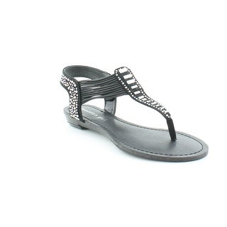 Madden Girl Triixie Women's Sandals & Flip Flops Black