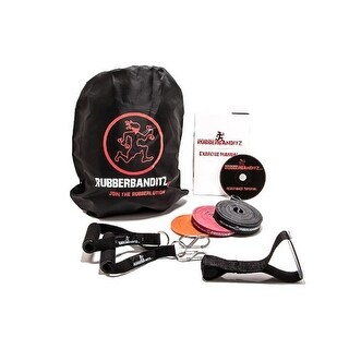 Rubberbanditz MGP-002 01 Standard Mobile Gym Kit