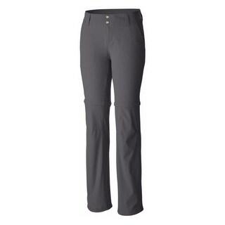 Columbia Saturday Trail II Stretch Convertible Pants Womens