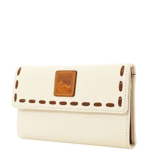 Dooney & Bourke Florentine Continental Clutch (Introduced by Dooney & Bourke at $158 in Oct 2012)