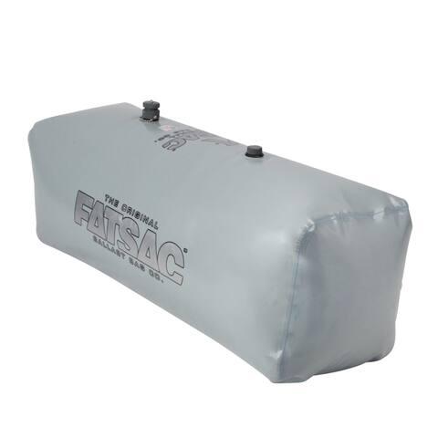 Fatsac v-drive wakesurf ballast bag - 400 pounds - w713-gray
