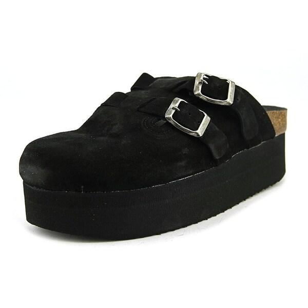 Sixtyseven 77016 Women Black Sandals