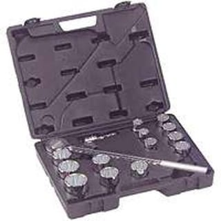 Mintcraft MT-15PCS-3/4 Sae Socket Set 3/4""