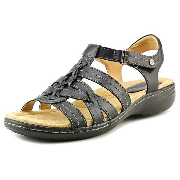 Earth Origins Katrina Women W Open Toe Leather Sandals