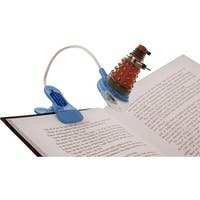 Doctor Who Red Dalek Booklight