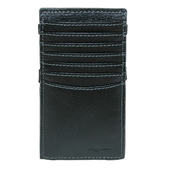 Buxton Walton Leather RFID Protected Phone Sleeve with Card Slots - One size
