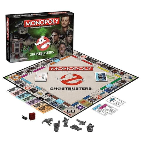 MONOPOLY: Ghostbusters Edition - Multi