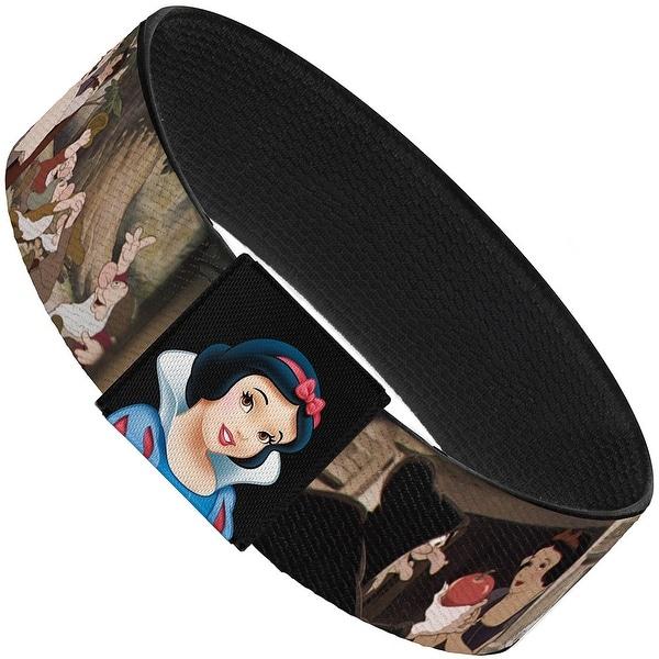 Snow White Scenes Elastic Bracelet