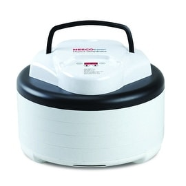 Nesco FD-77DT Digital Food Dehydrator, 600 Watts