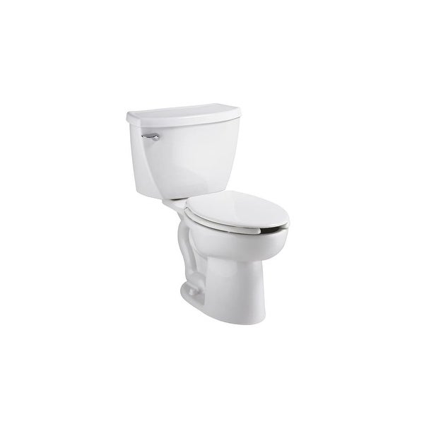 American Standard 3484.001 Cadet Elongated Toilet Bowl Only with Right Height Bowl - White