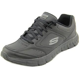 Skechers Soleus-Explaration Women Round Toe Leather Walking Shoe