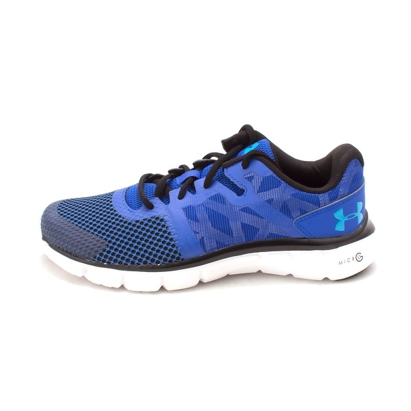5c39e5332dbde6 ... Under Armour Boys micro G shift run Low Top Lace Up Running Sneaker