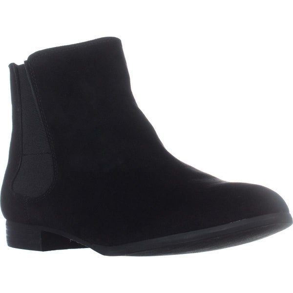 Carlos by Carlos Santana Blythe Ankle Booties, Black
