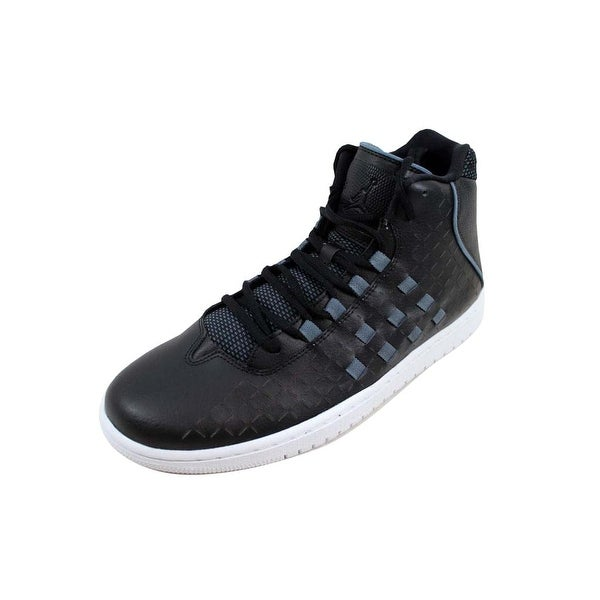 Shop Nike Men's Air Jordan Illusion Black/Black-Blue Graphite 705141-002 - - On Sale - - 705141-002 22531292 6939e8
