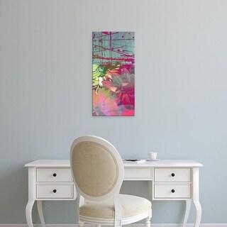 Easy Art Prints Ricki Mountain's 'Pink Wonders II' Premium Canvas Art