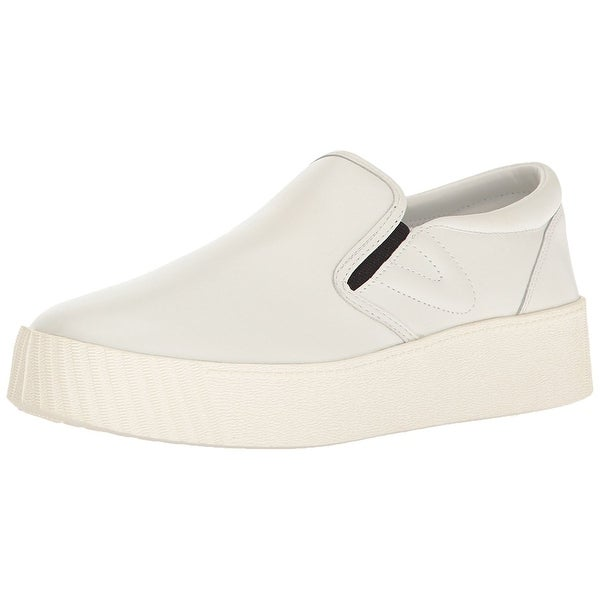 Tretorn Women's BELLA2 Sneaker, Vintage White/Black, Size 9.0