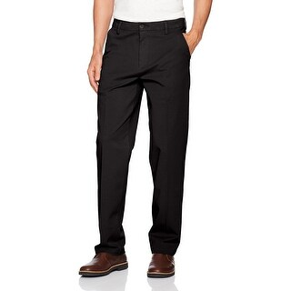 Link to Dockers Mens Pants Black Size 38x29 Khakis Workday Classic Fit Stretch Similar Items in Big & Tall