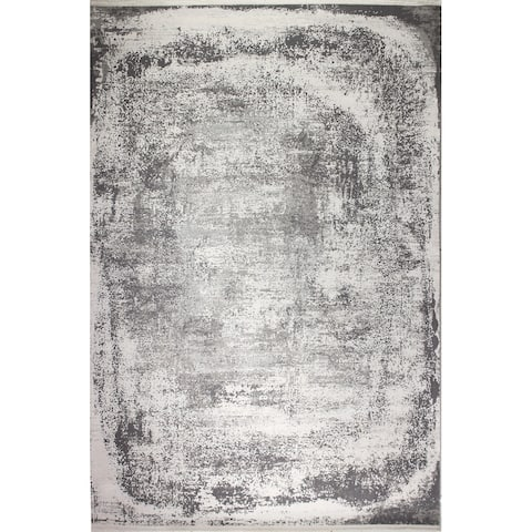 Bashian Gionna Contemporary Power Loom Area Rug