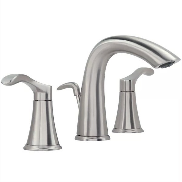 Miseno ML311 Bella-O Widespread Bathroom Faucet - Includes Lifetime Warranty and Pop-Up Drain Assembly